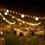 Outdoor Patio String Lights Commercial