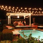 Outdoor Patio String Lights Led