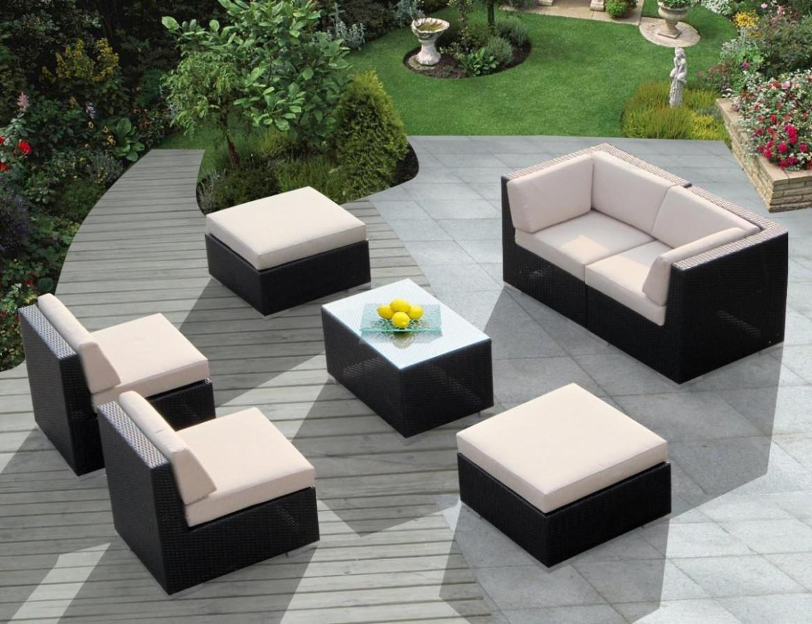 Image of: Outdoor Recliner Lounge Chair