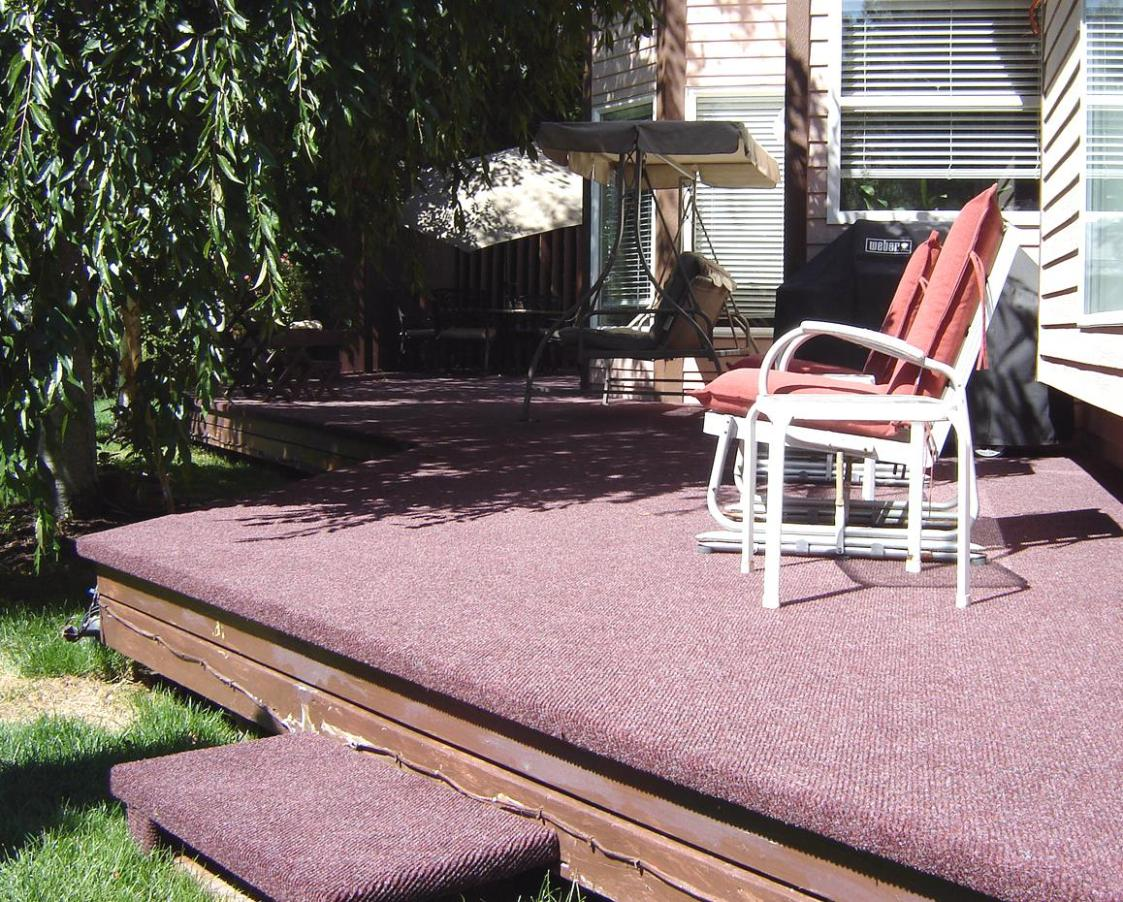 Image of: Outdoor Rugs For Patios Deck