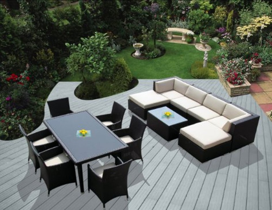 Image of: Awesome Outdoor Sectional Patio Furniture Cover