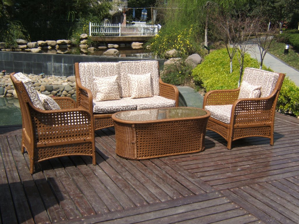 Image of: outdoor wicker chairs price