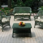 outdoor wicker chairs sale