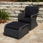 Good outdoor wicker chairs with cushions