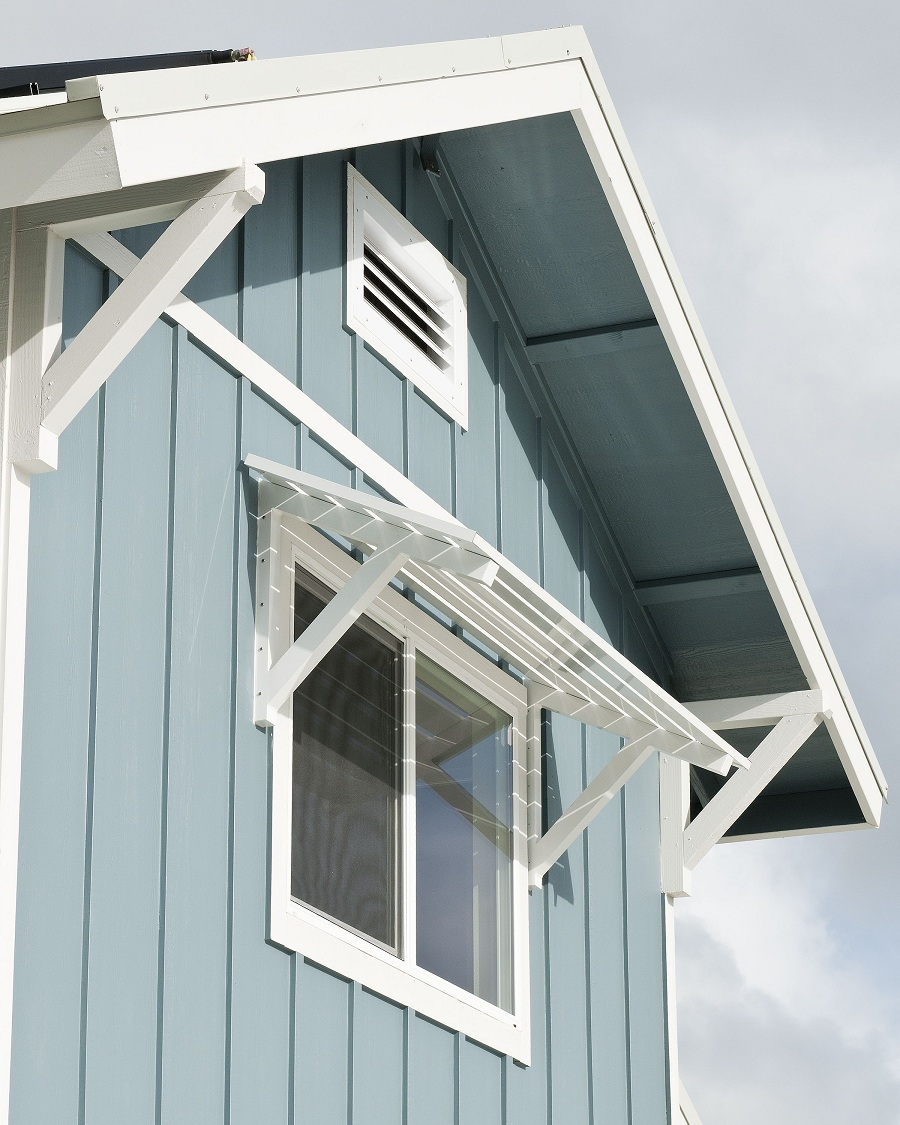 Image of: Outdoor Window Awnings Picture