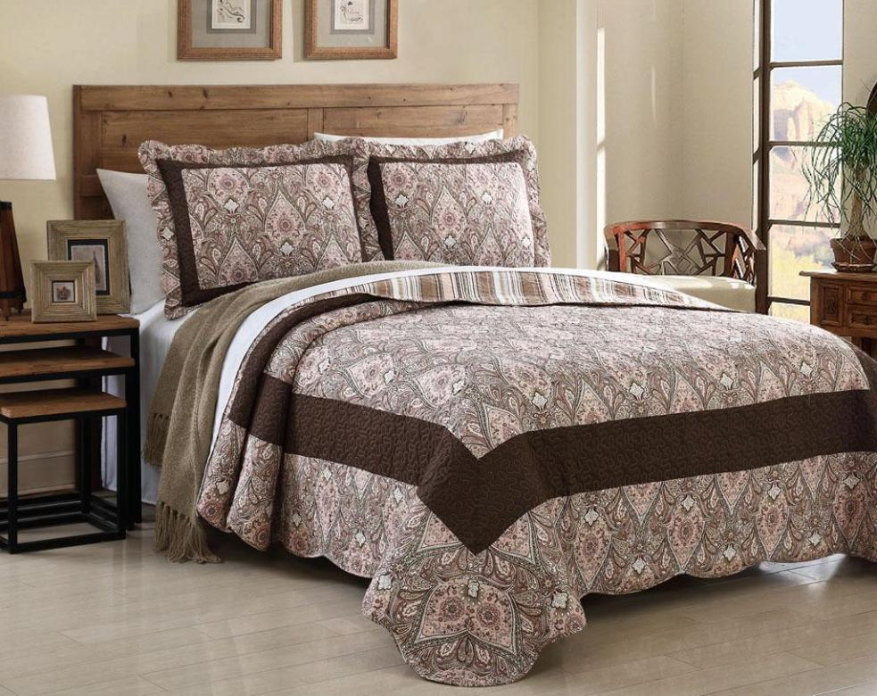 Image of: Oversized King Quilt Sets