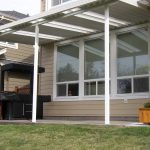 Patio Aluminum Awnings for Decks