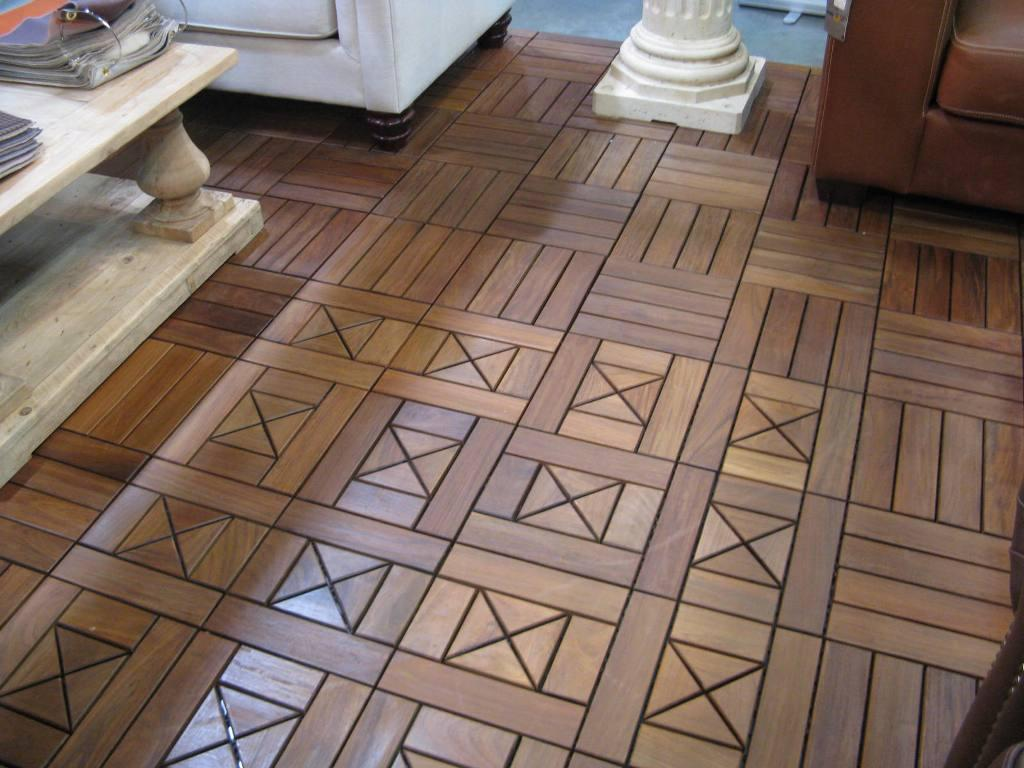 Image of: Patio Deck Tiles Pictures