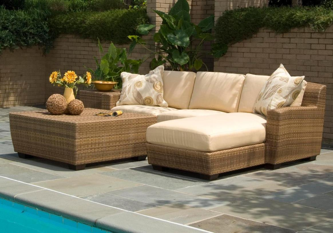 Image of: Patio Reclining Chairs