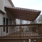Patio Sunshade Awning
