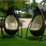 patio swing chair design