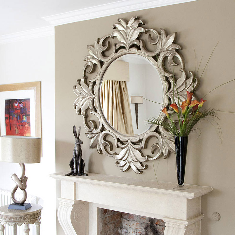 Image of: Perfect Decorative Wall Mirror