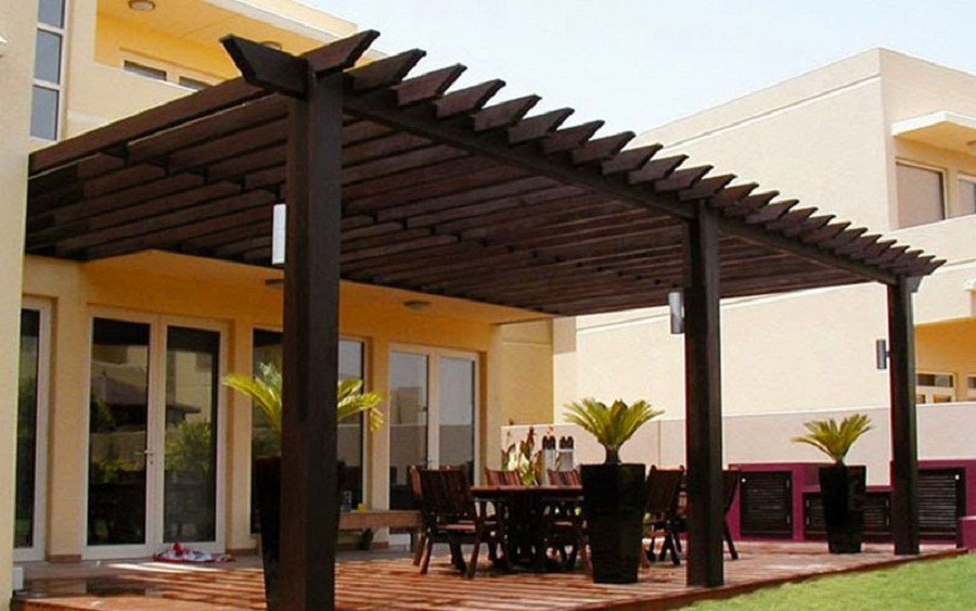 Image of: Pergola Designs Models