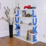 Personalized Childrens Bookcase