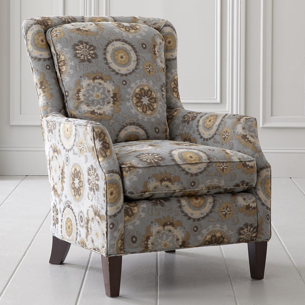 Image of: Photos of Reclining Accent Chair