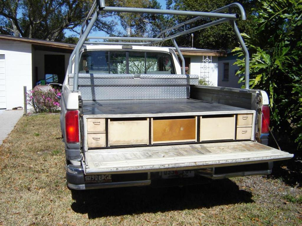 Image of: Pickup Truck Bed Storage Drawers Uk
