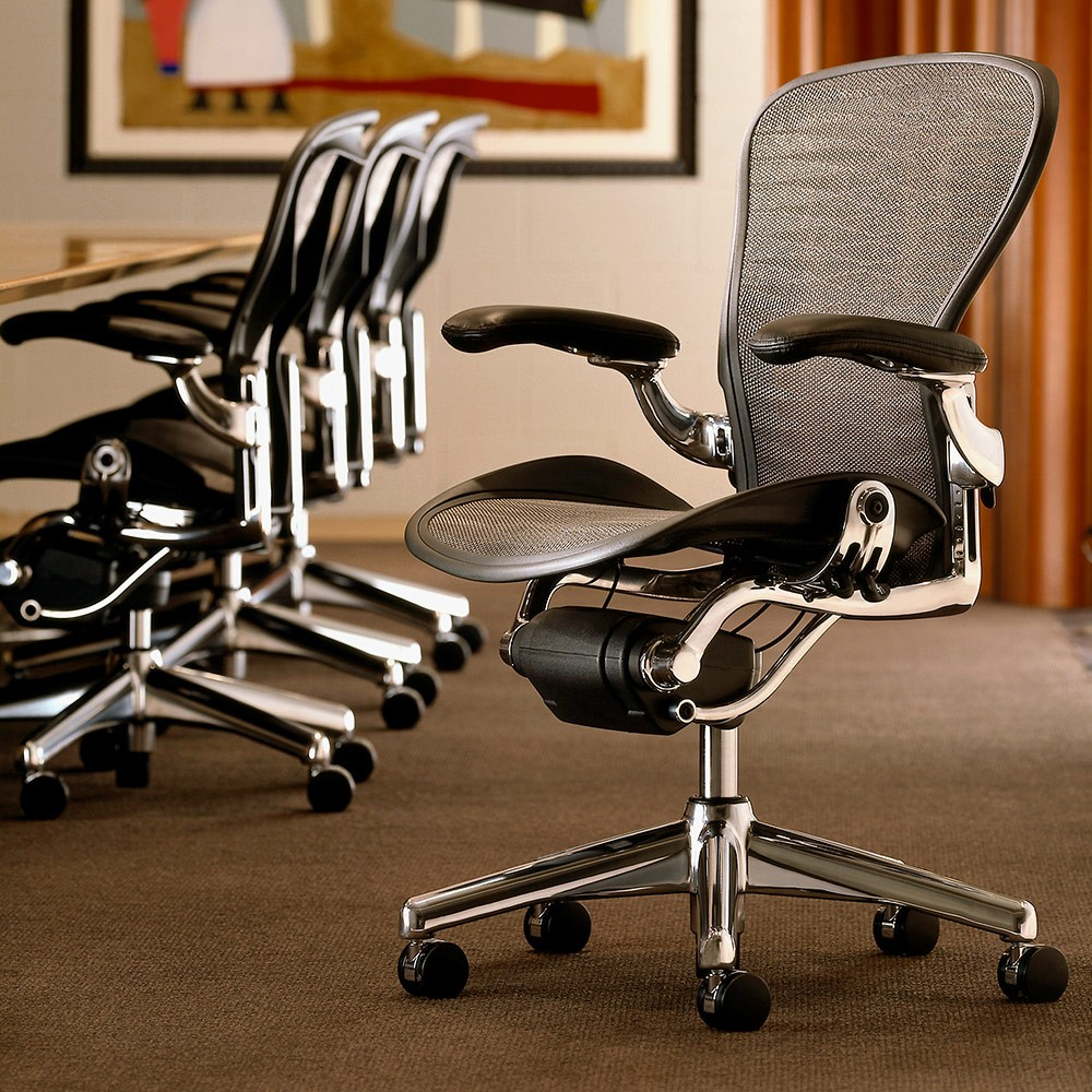 Image of: Picture of Herman Miller Lounge Chair
