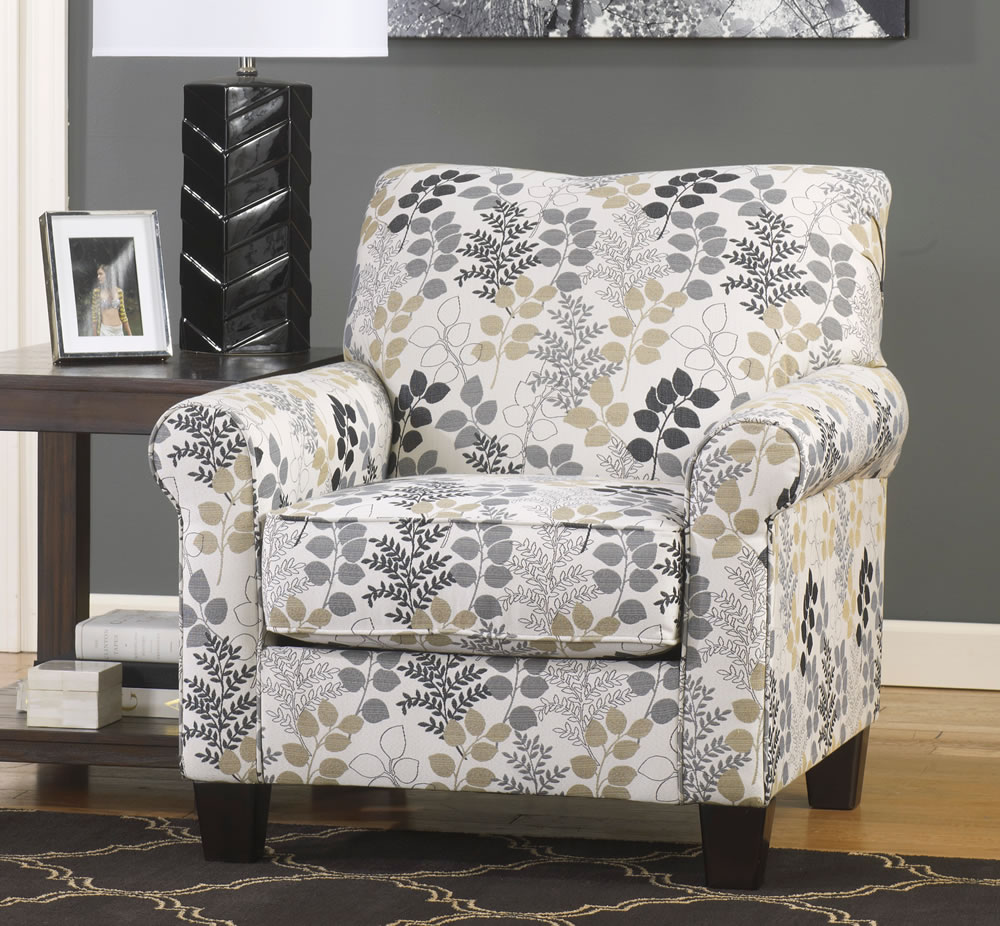 Image of: Picture of Reclining Accent Chair