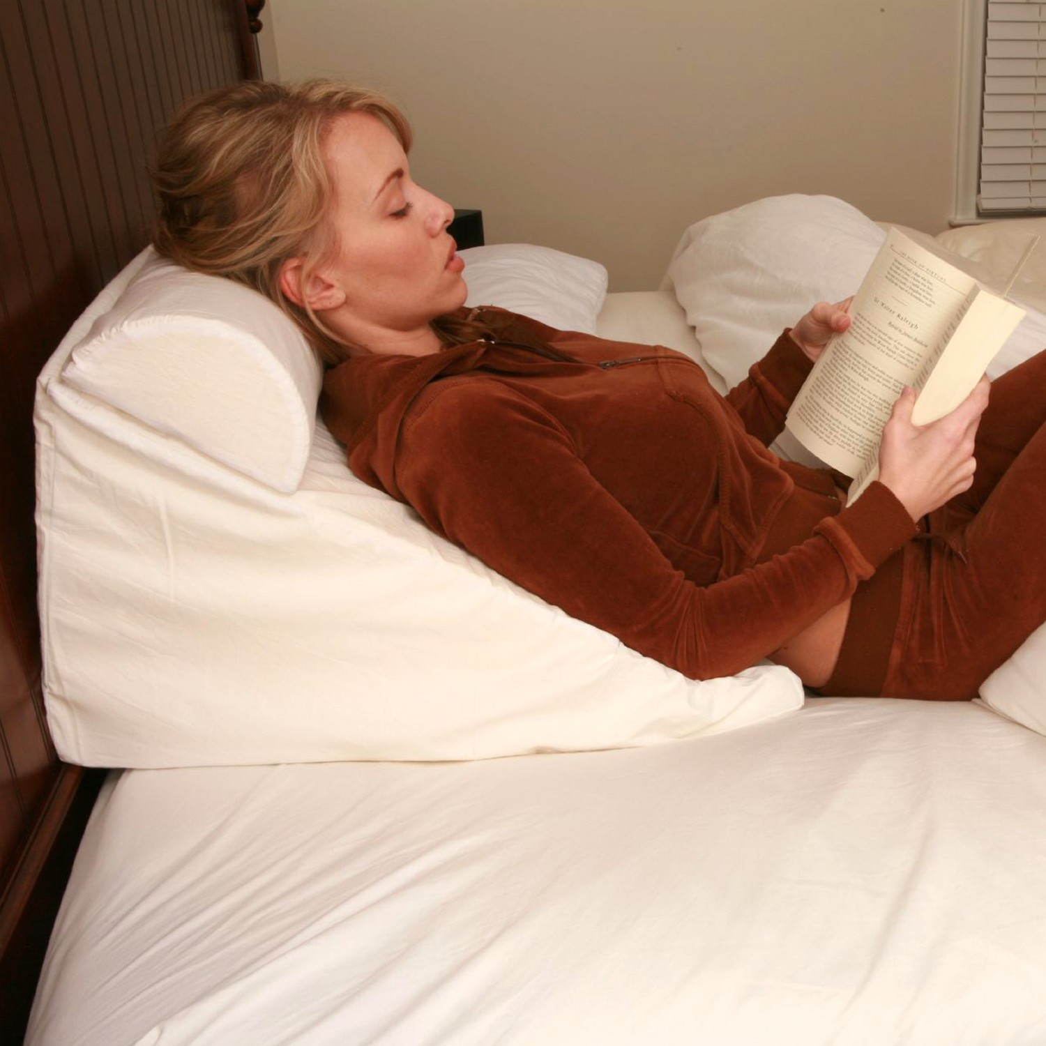 Pillow To Sit Up In Bed Target
