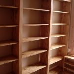 Pine Bookcase Style