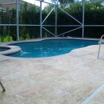 Pool Deck Resurfacing Style