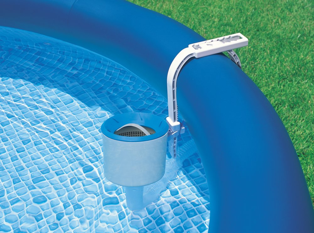 Image of: Pool Skimmer Surface