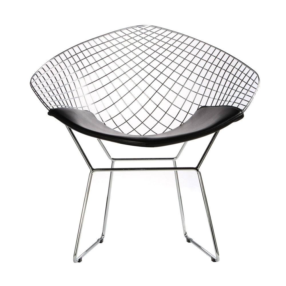 Image of: popular bertoia diamond chair