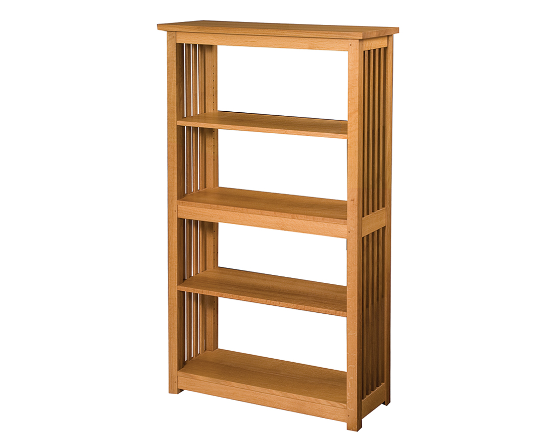 Image of: Popular Mission Style Bookcase