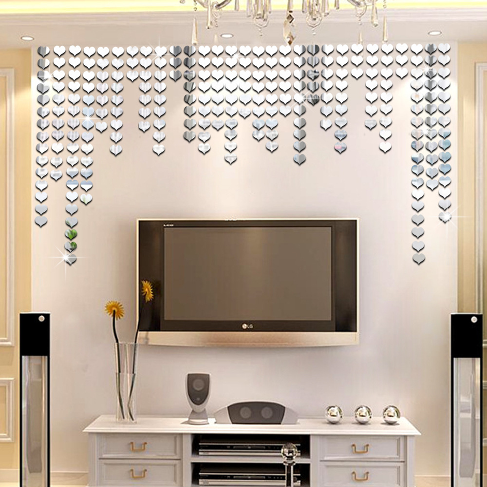 Popular Mosaic Mirror Wall Decor