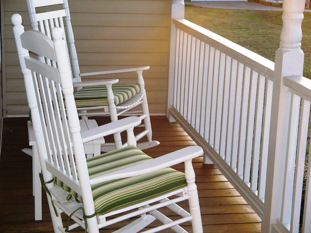 Image of: Porch Rocking Chair Style