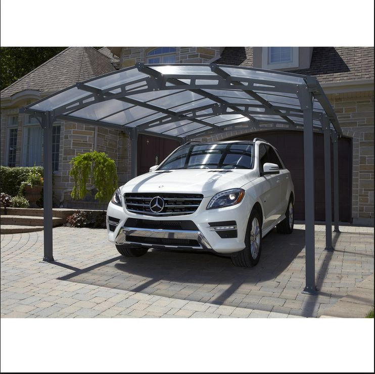 Image of: Portable Awnings Garage