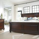 ashley furniture porter sleigh bedroom set