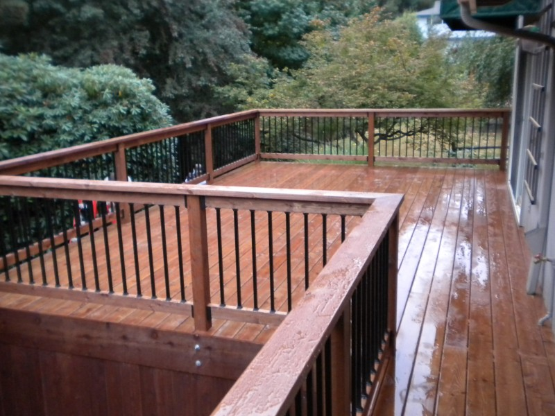 Image of: Premade Deck Panels
