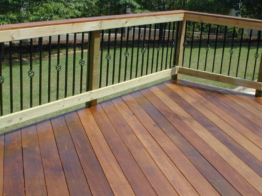 Pressure Treated Decking Image
