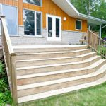 Pressure Treated Decking Style