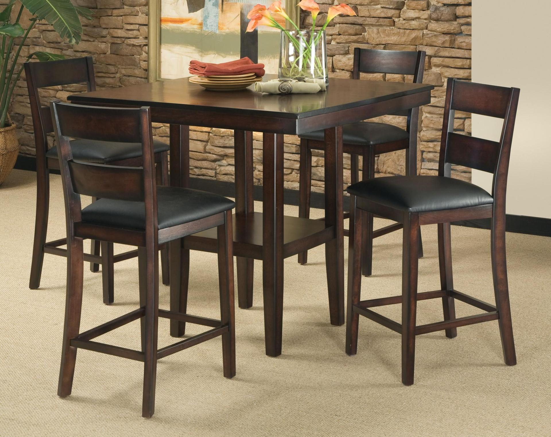 Image of: Pub Style Dining Room Furniture