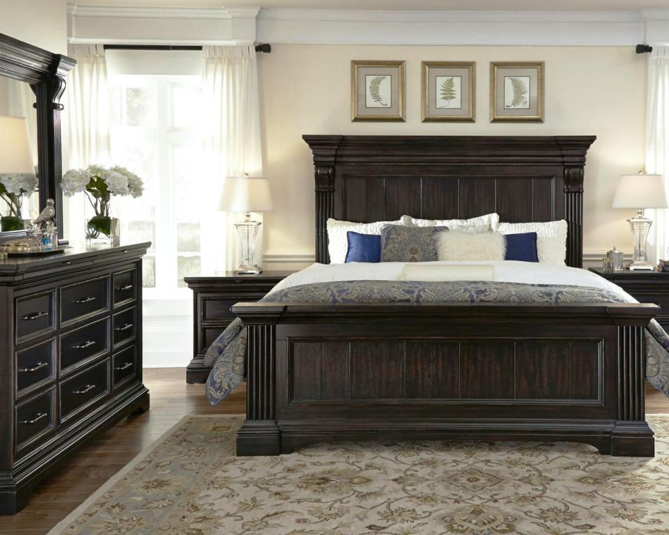 Image of: Pulaski Bedroom Furniture San Mateo