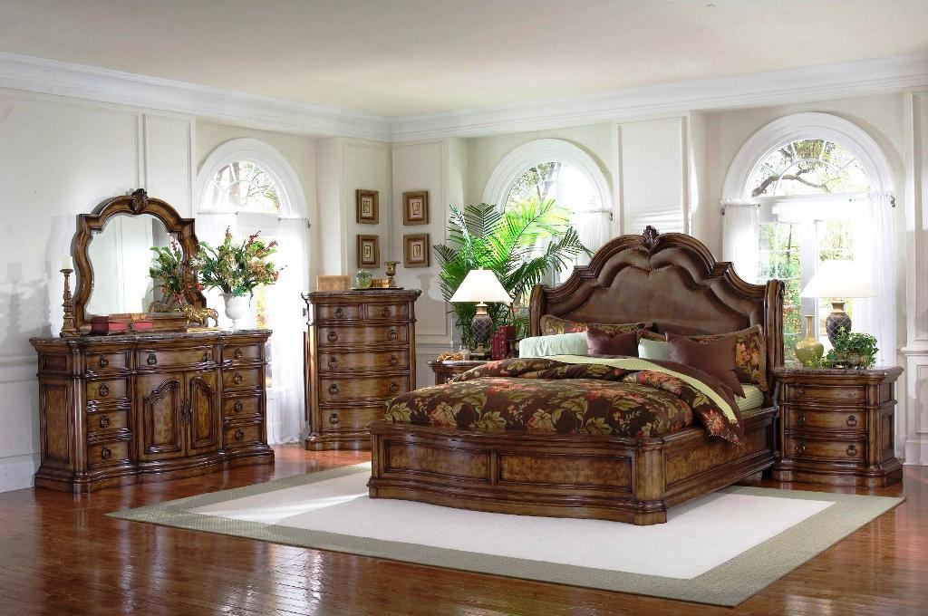 Image of: Pulaski Furniture Bedroom Arabella