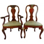 Queen Anne Dining Chairs Style