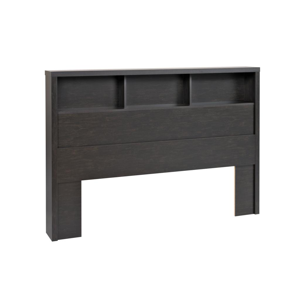 Image of: Queen Bookcase Headboard Image