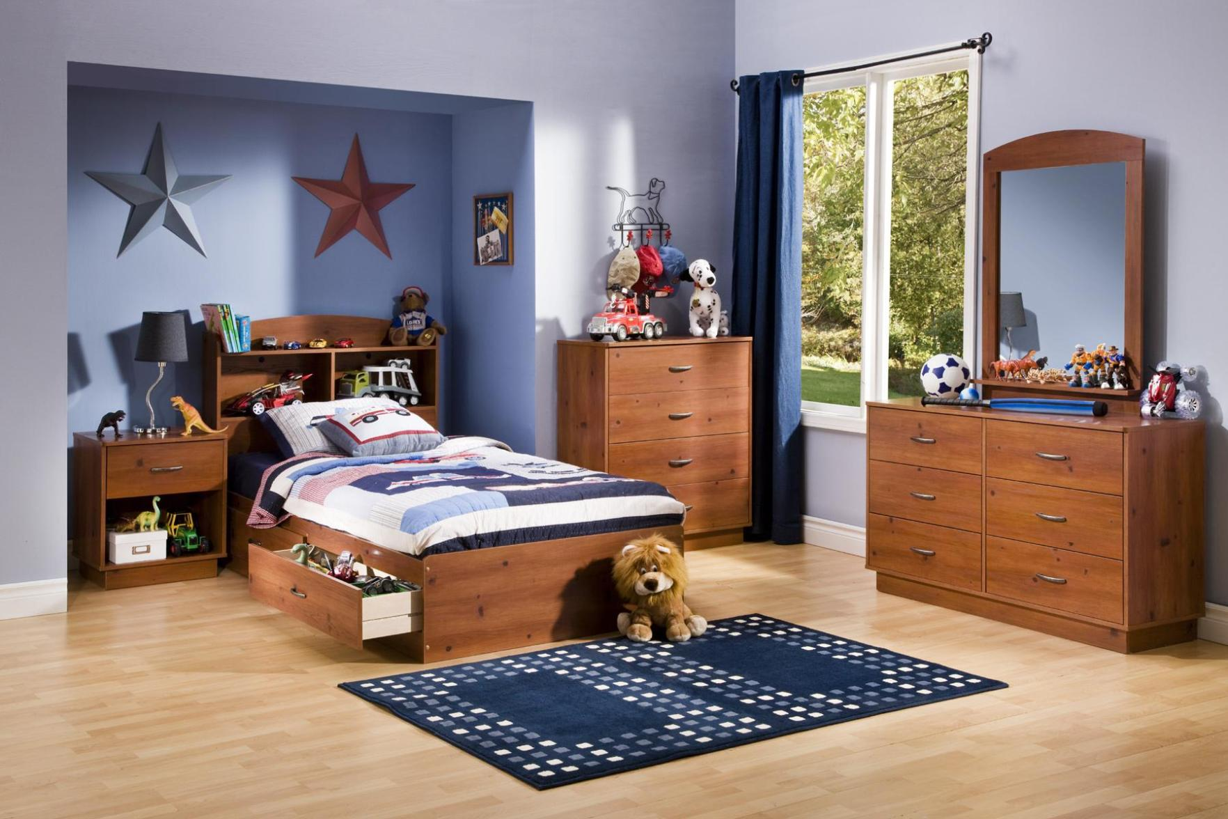 Image of: Queen Size Captain Bed