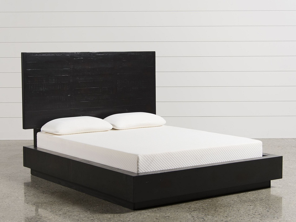 Image of: Queen Size Platform Bed Frame Cheap