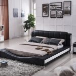 Queen Size Solid Wood Platform Bed Frame