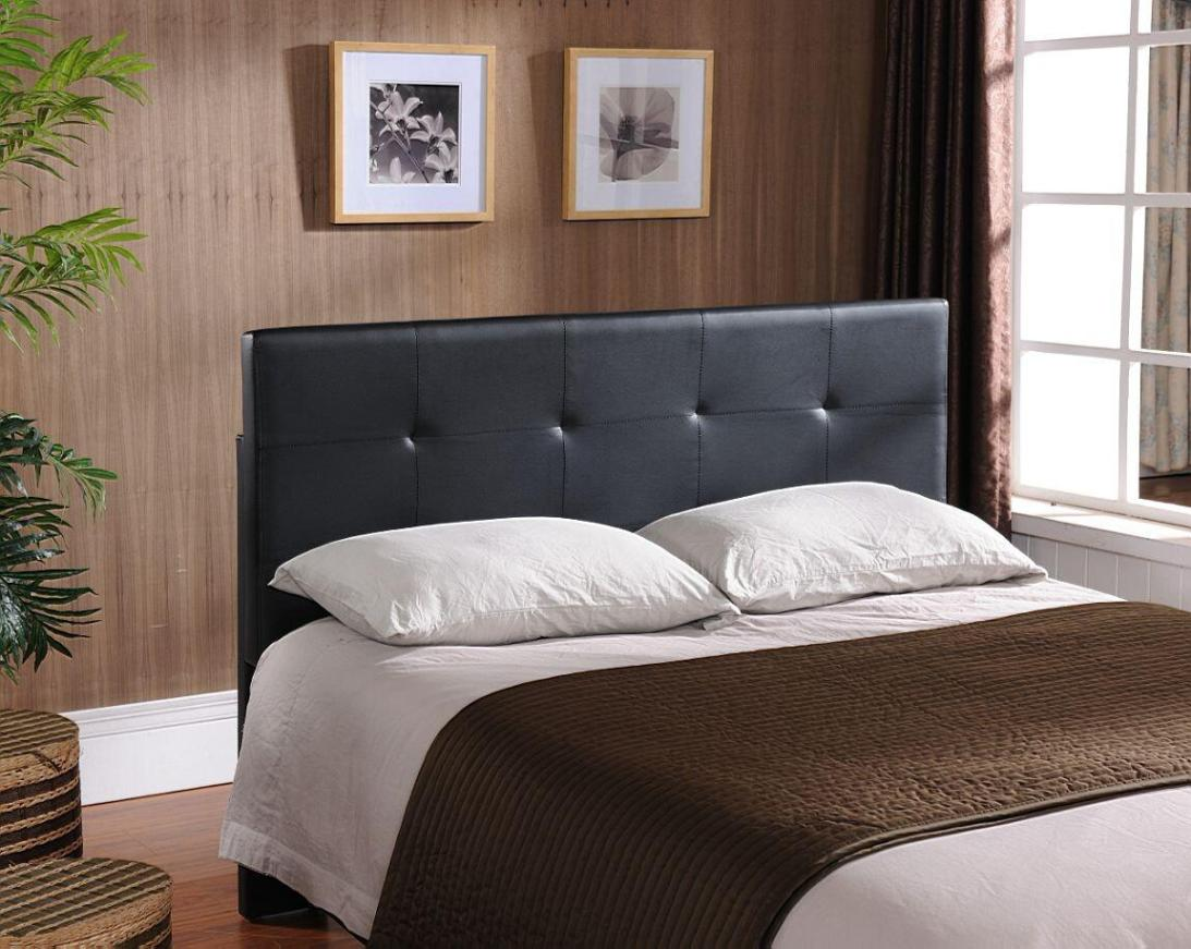 Image of: Queen Size Tufted Headboard