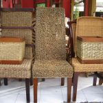 rattan dining chairs cheap