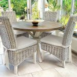 rattan dining chairs pottery barn