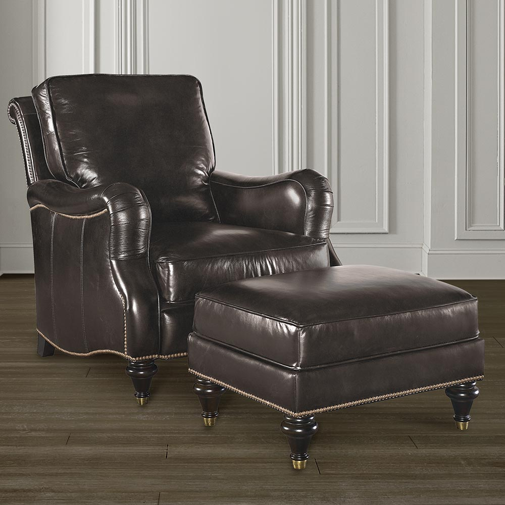 Image of: Reclining Accent Chair Image