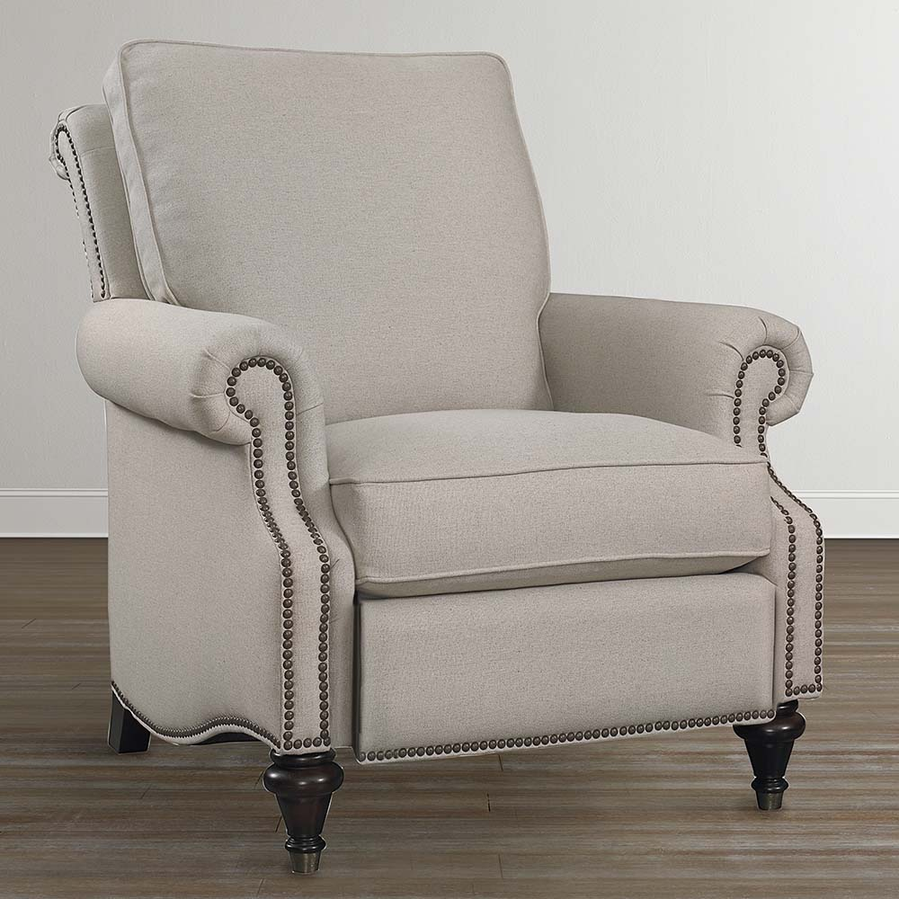 Image of: Reclining Accent Chair Photo