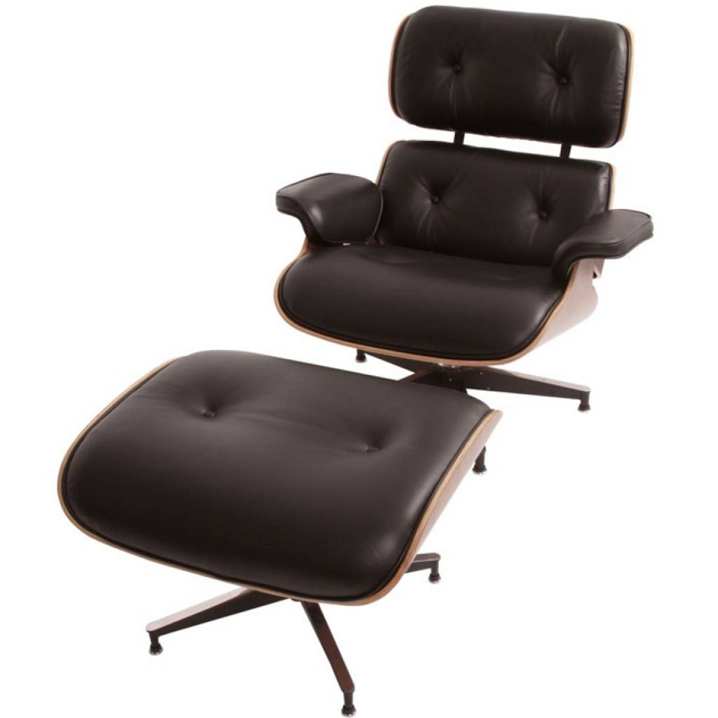 Image of: Reclining Office Chair Model