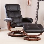 reclining office chair with leg rest